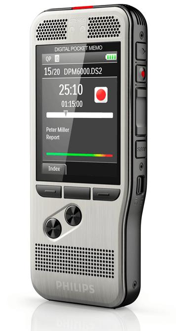 DPM6000 PocketMemo
