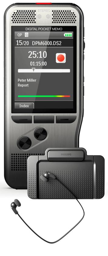 DPM6700 PocketMemo