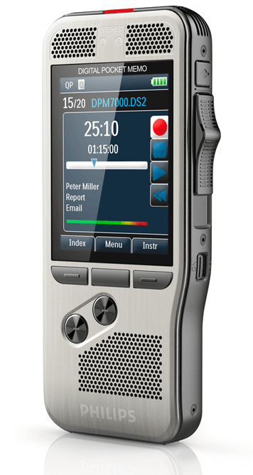 DPM7000 PocketMemo
