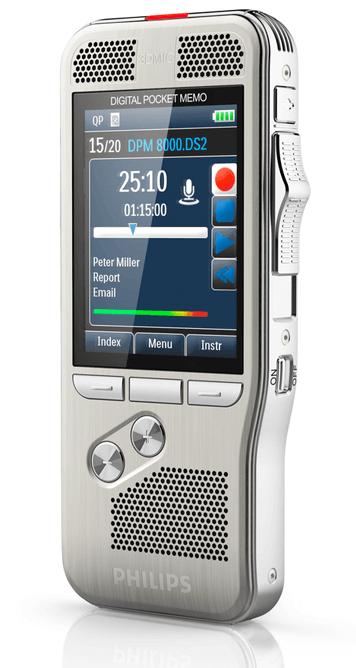 DPM8000/8100 PocketMemo