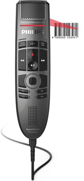 SMP3800 SpeechMike Premium